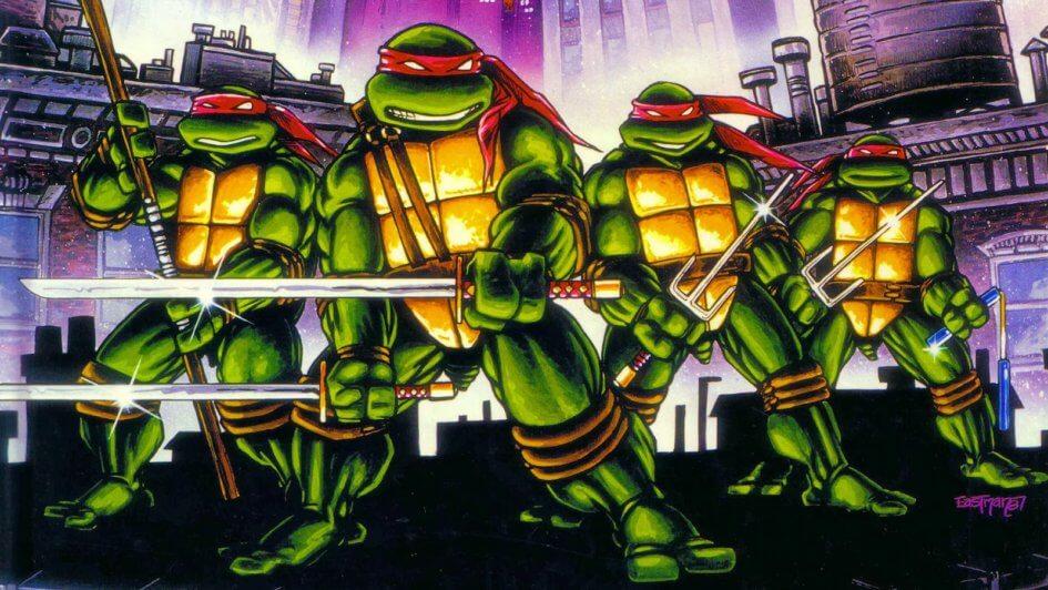 4 tortues ninja